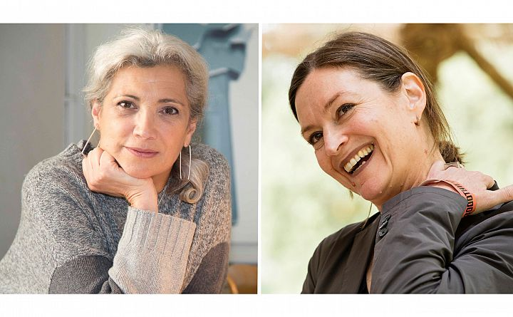 MTALKS PARLOUR IN CONVERSATION: CARME PINÓS & KERSTIN THOMPSON