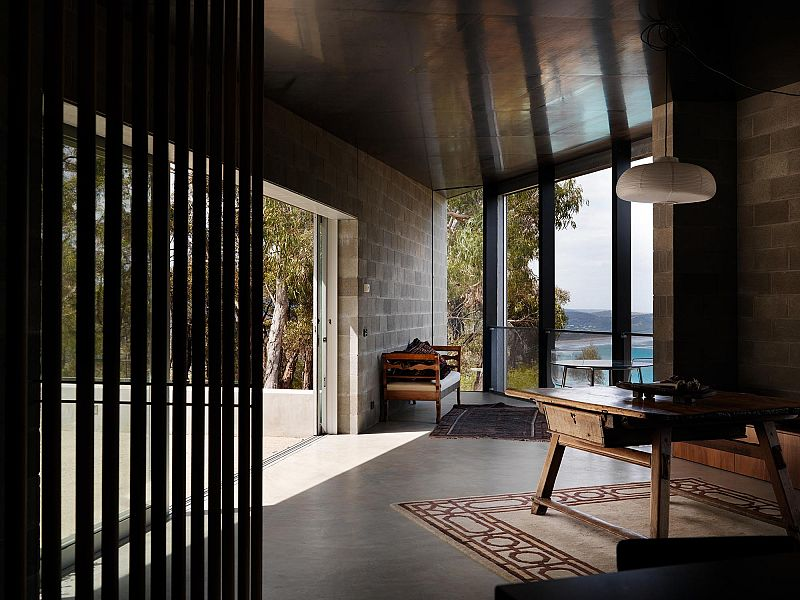House At Big Hill Kerstin Thompson Architects